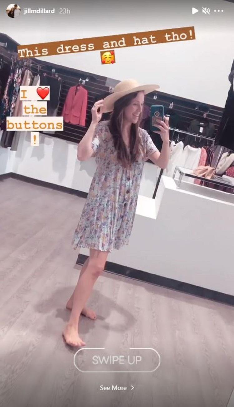 Jill Duggar 2 Instagram