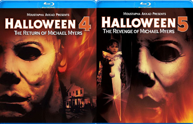 Let us know what you think in the. New To Blu Halloween 4 And Halloween 5 Reviews Kirk Haviland Entertainment Maven