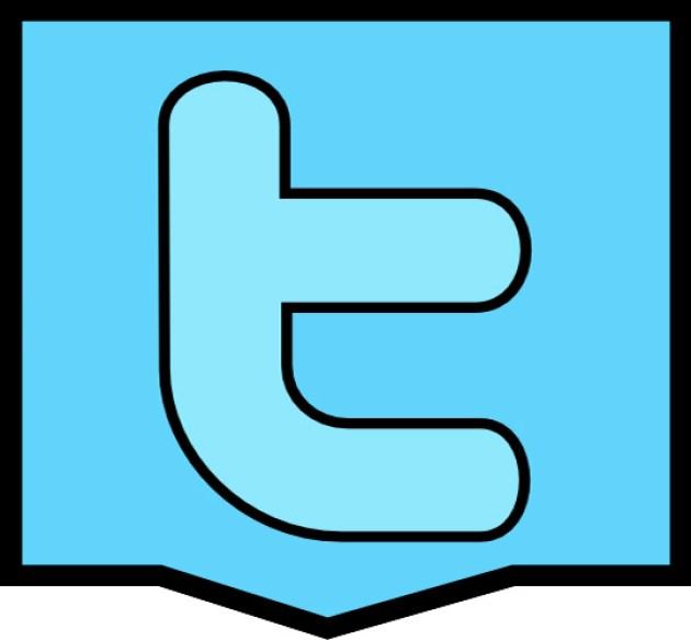 17 Twitter Icon Set
