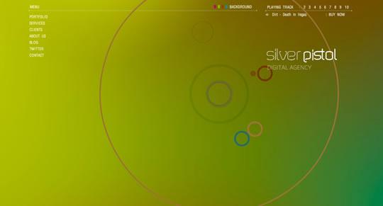 4 Colorful Webdesign