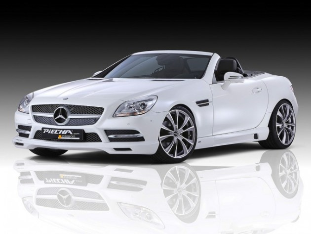 Mercedes-Benz SLK R172 Accurian RS Wallpaper