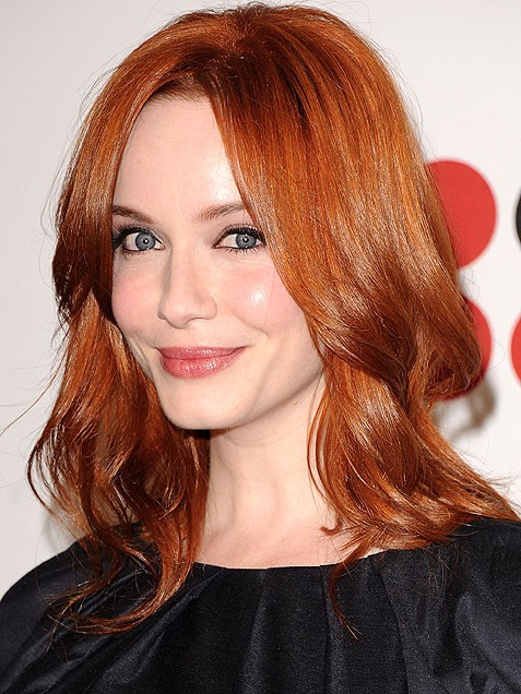 Best Copper Red Hair Color