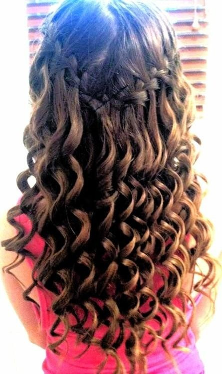 Long Wavy Curls