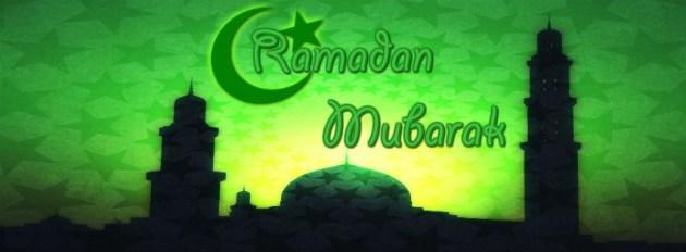 Ramadan fb cover 2013