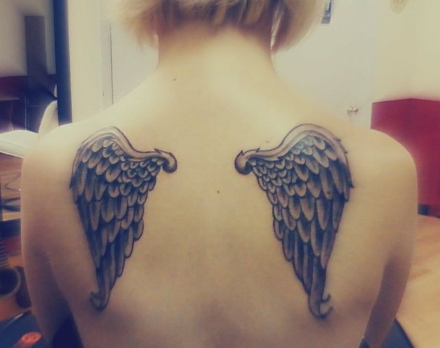 Ashlee Earned Her Wings