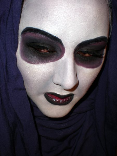 happy halloween witch makeup ideas