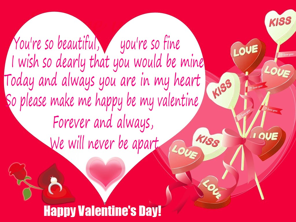 8 happy valentines day greeting card 2014 entertainmentmesh sharing kristyandbryce Image collections