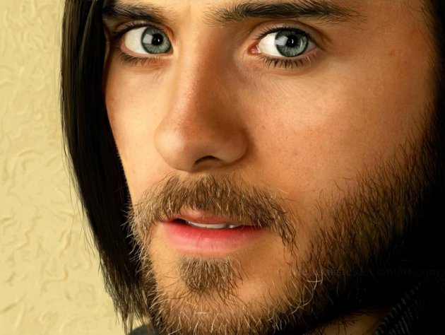 Digital Painting - Jared Leto