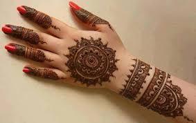 Eid Mehndi Design