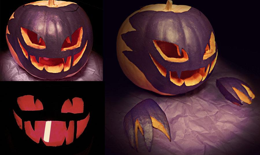 24 Spooky Pumpkin Carving Ideas Entertainmentmesh