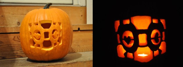 free pumpkin carving pattern-stencil