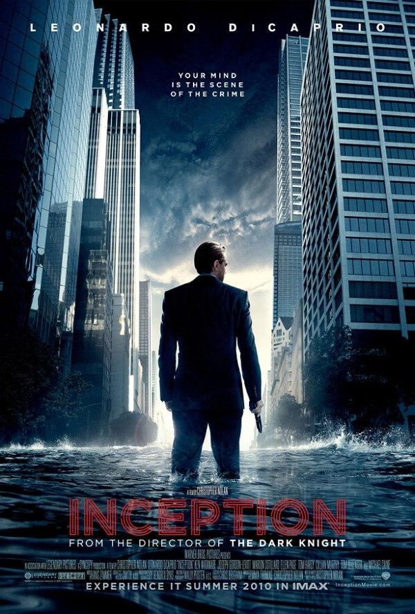 Inception - brilliant movie poster