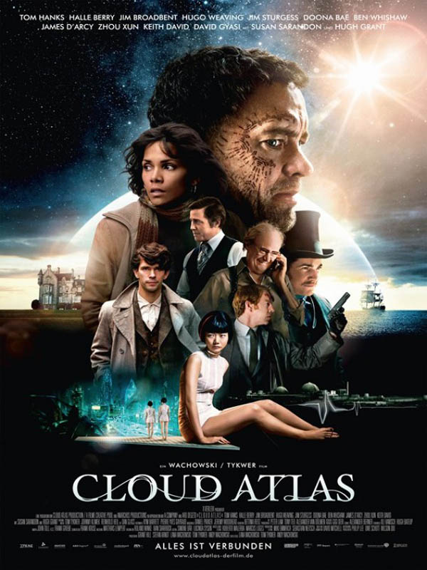 Cloud Atlas - best movie poster