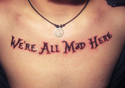20+ Best Quote Tattoos Inspired From Walt Disney ...
