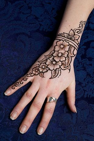 Latest Indian Mehndi Designs