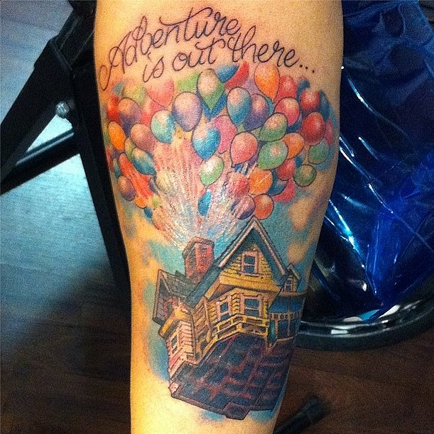 Tattoo Cover Up Quotes: 20+ Best Quote Tattoos Inspired From Walt Disney Movies