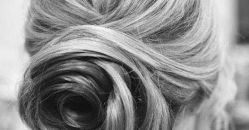 classic bun hairdo