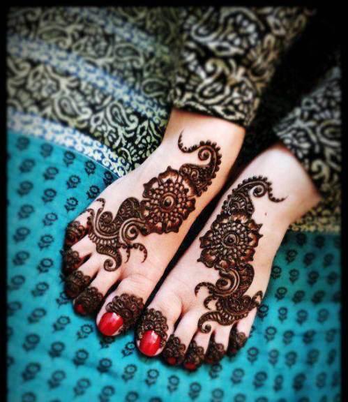 eid ul fitr henna designs