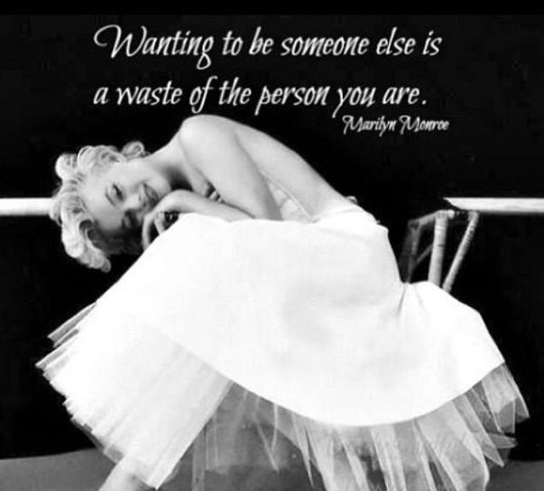 beautiful marilyn quote