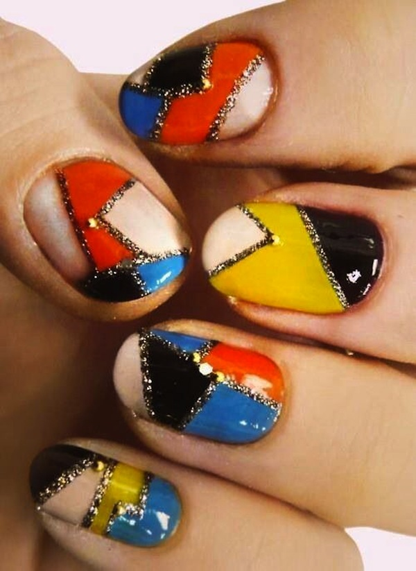 25 trendy nail art ideas for girls