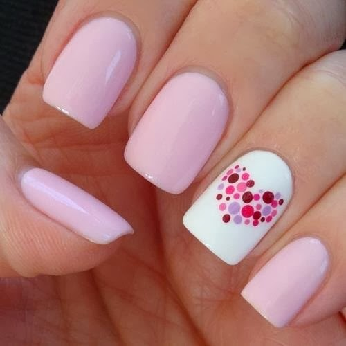 40+ Really Simple Cute Nail Design Ideas For Girls | EntertainmentMesh