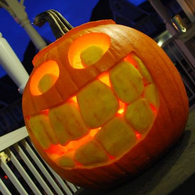 Aninimal Book: 30+ Happy Pumpkin Faces Carving Patterns, Designs ...