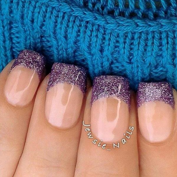 12-purple-french-tips