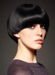 hot mushroom haircuts girls