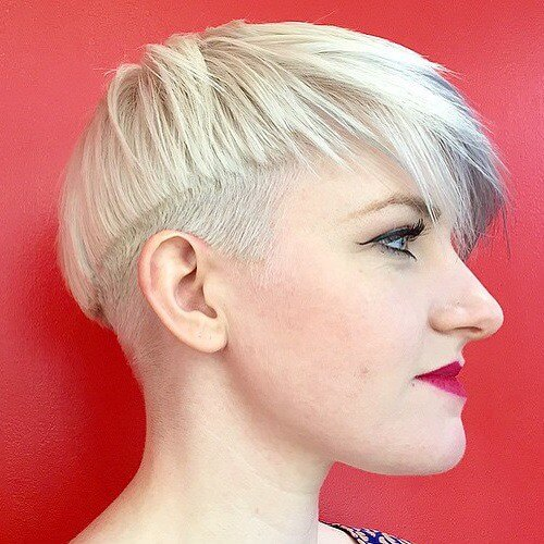 20 Hot Mushroom Haircuts For Girls With Short Hair