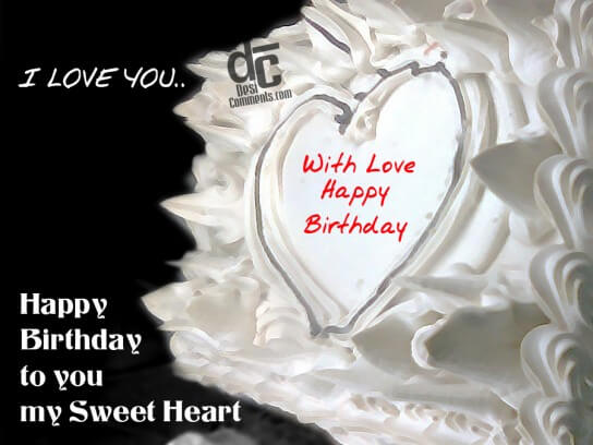 with love happy birthday