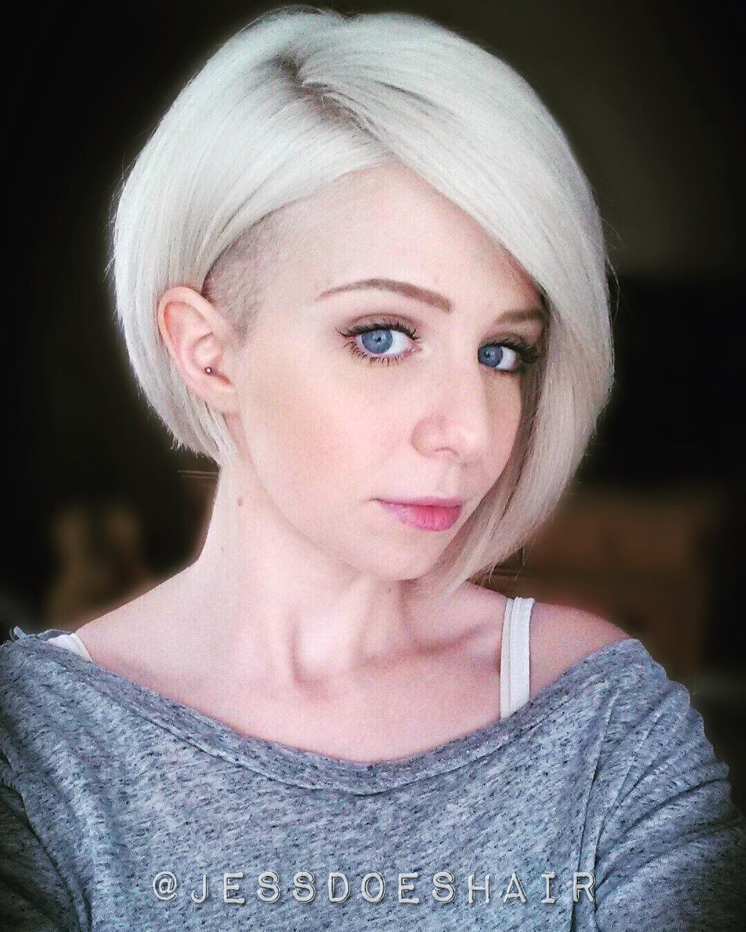 From Cute To Classy Undercut Hairstyles For Women