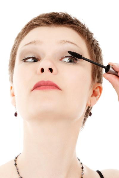 Curl your lashes