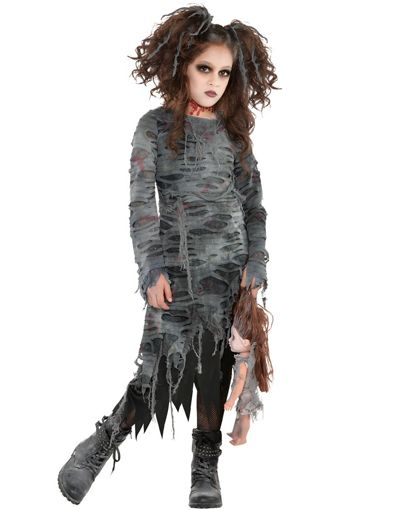 1-Crazy Halloween Costumes for Girls