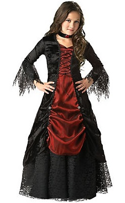 11-Halloween Costumes for Girls