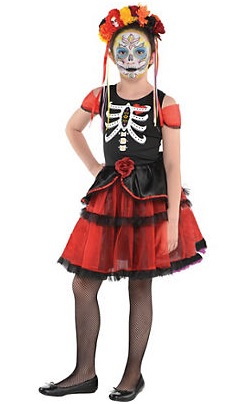 18-Top Scary Movie Halloween Costumes for Girls