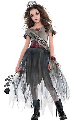 6-Top Halloween Costumes for Girls