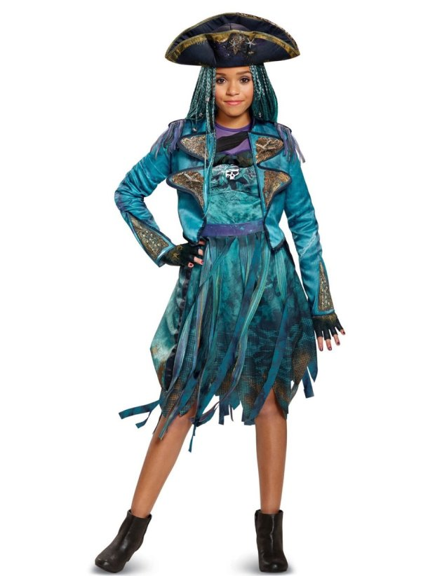 Disney Descendants 2 Uma costume for girls