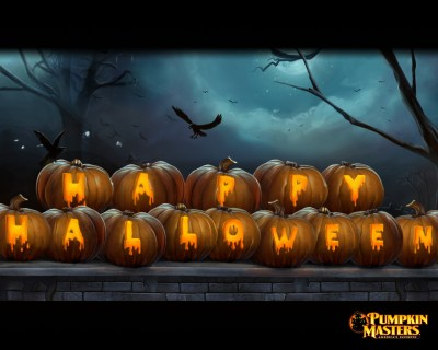 Happy-Halloween-scary-painting-Wallpaper