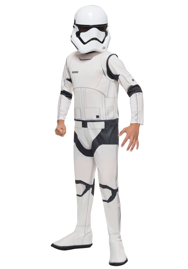 Star Wars Stormtrooper kids costume ideas