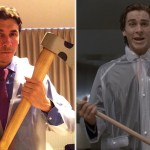 American Psycho cool Halloween Costume for men
