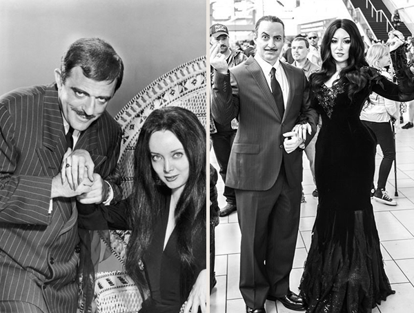 Gomez Addams from The Adams Family Men Halloween Costumes