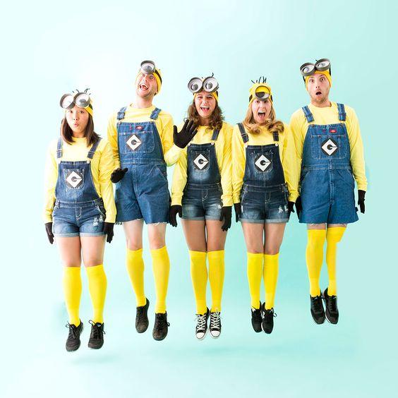 18 Super Cute Minion Halloween Costume Ideas for 2017 ...