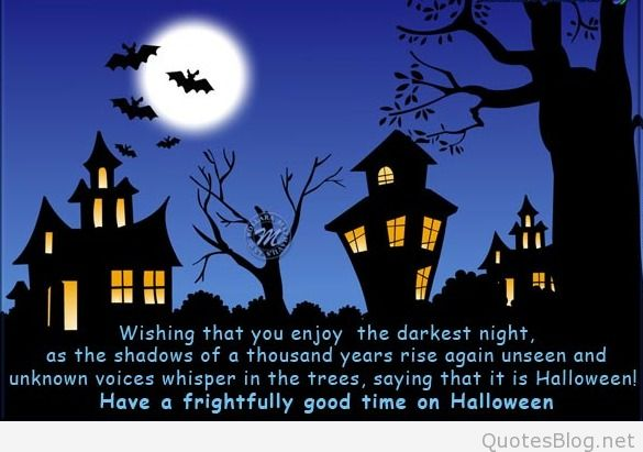Happy halloween day festival quotes messages wishes greetings happy halloween day festival quotes messages wishes greetings m4hsunfo