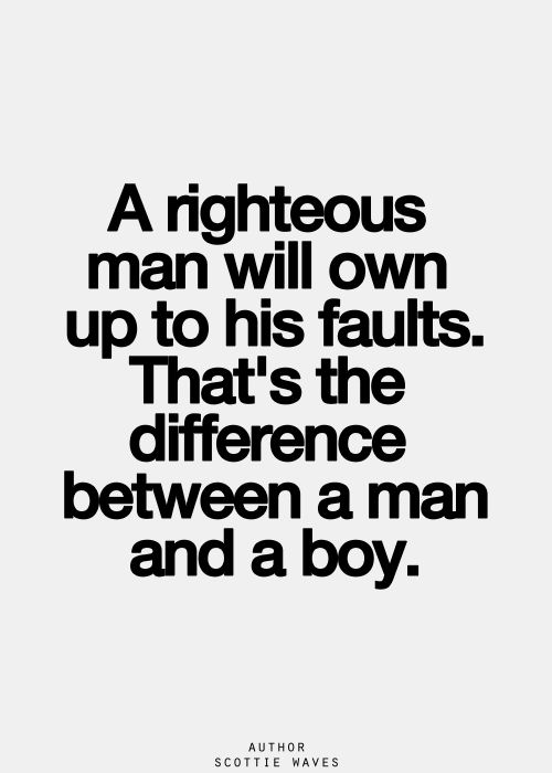The 11 Differences Between Dating a Boy vs a Man - JustMyTypeMag
