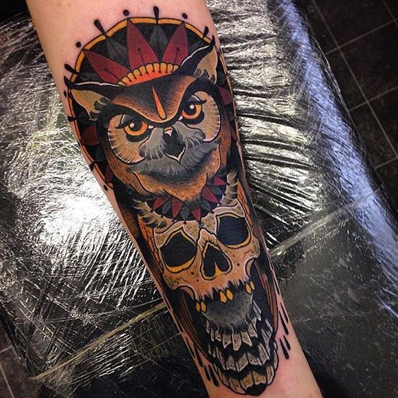 45 Inspiring Winter Tattoo Designs Ideas | EntertainmentMesh