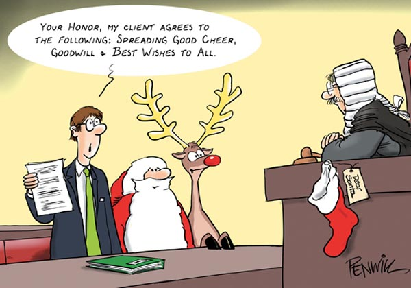 funny Christmas greetings