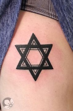 star of david tattoo | EntertainmentMesh