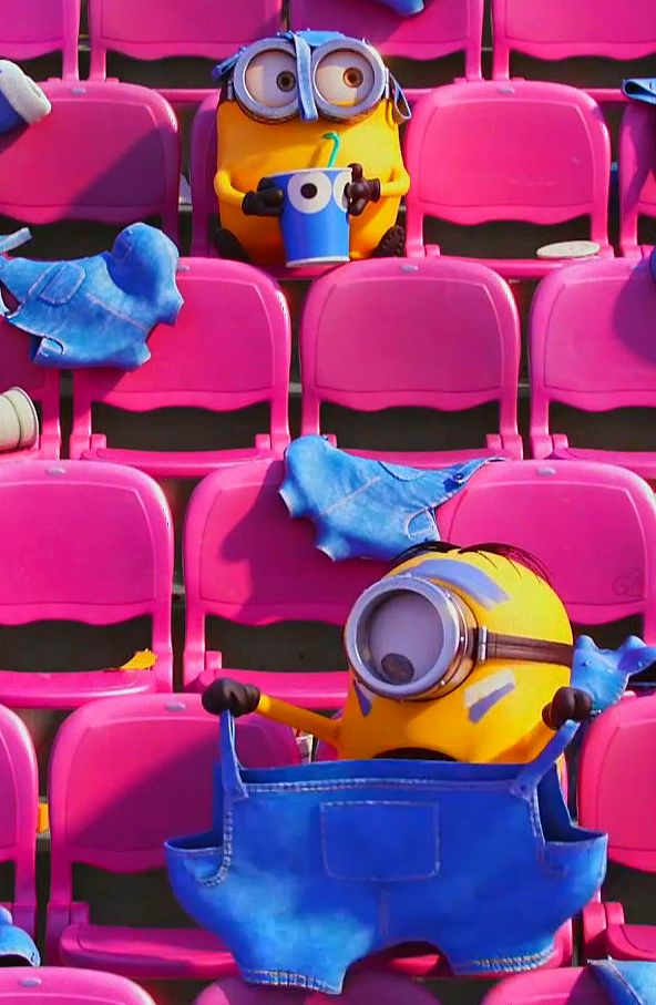 minions 3d mobile wallpaper
