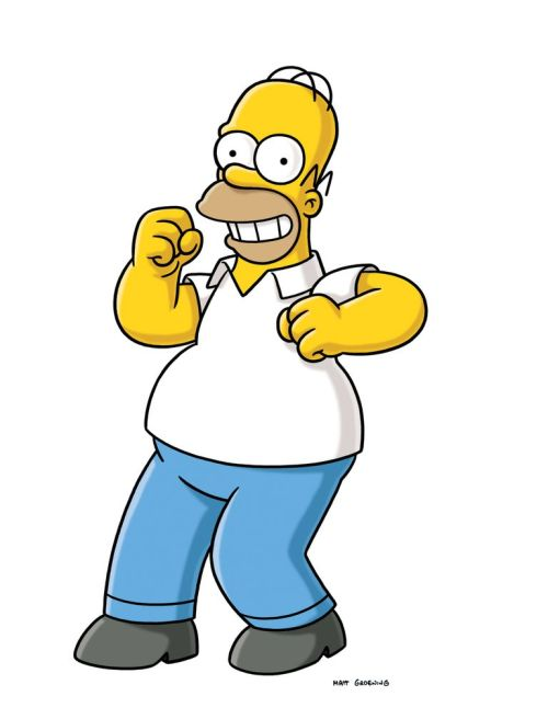 Homer J. Simpson-The Simpsons