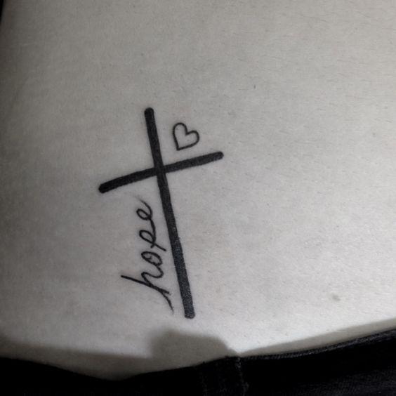 26 Faith Hope Love Tattoo Designs Ideas And Symbols Entertainmentmesh